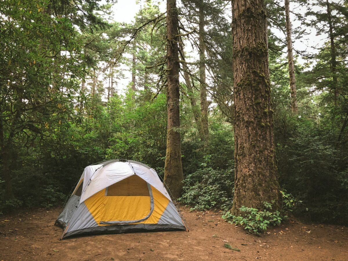 How To Attach Tent To Backpack