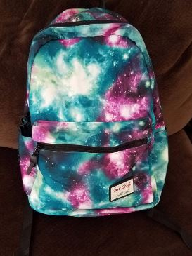 HotStyle TRENDYMAX Galaxy Backpack for School